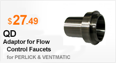 QD Adaptor for Flow Control Faucets
