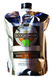EcoGrowler Generic Label (64oz.)
