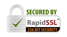 256mb Encryption RapidSSL